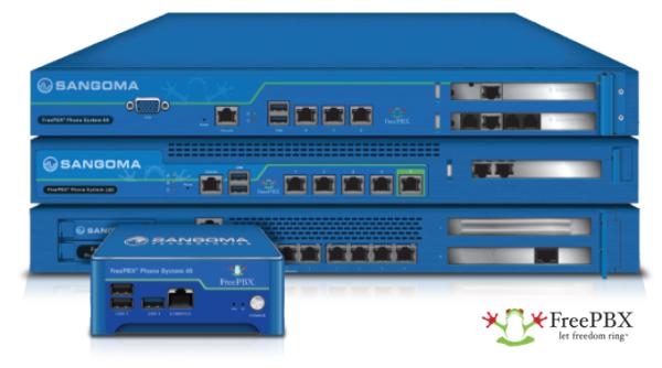First Telecom - Hardware - IP PBX - FreePBX Appliances