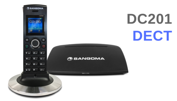 Dc201 Dect Solution From Sangoma