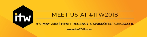 Meet us at ITW 2018