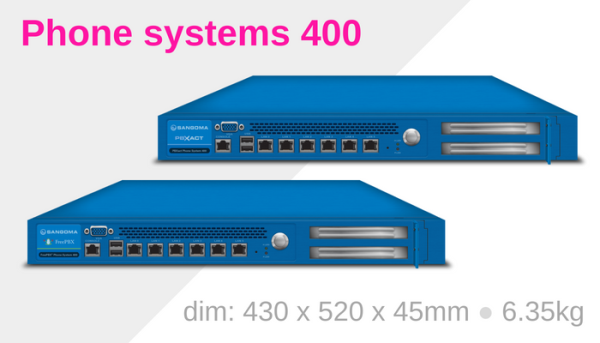 Phone Systems 400