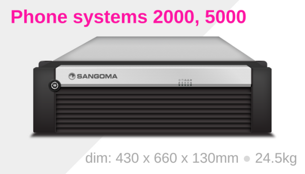 Phone Systems 2000 And 5000