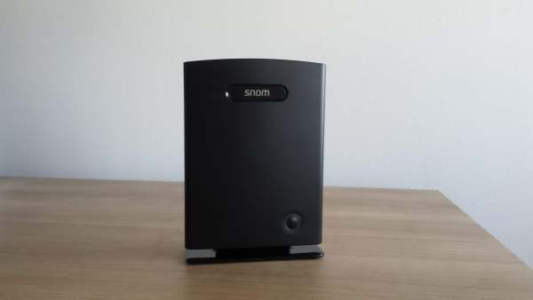 Snom M700 base station - front