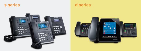 First Telecom - Hardware - VoIP Phones - Sangoma VoIP phones
